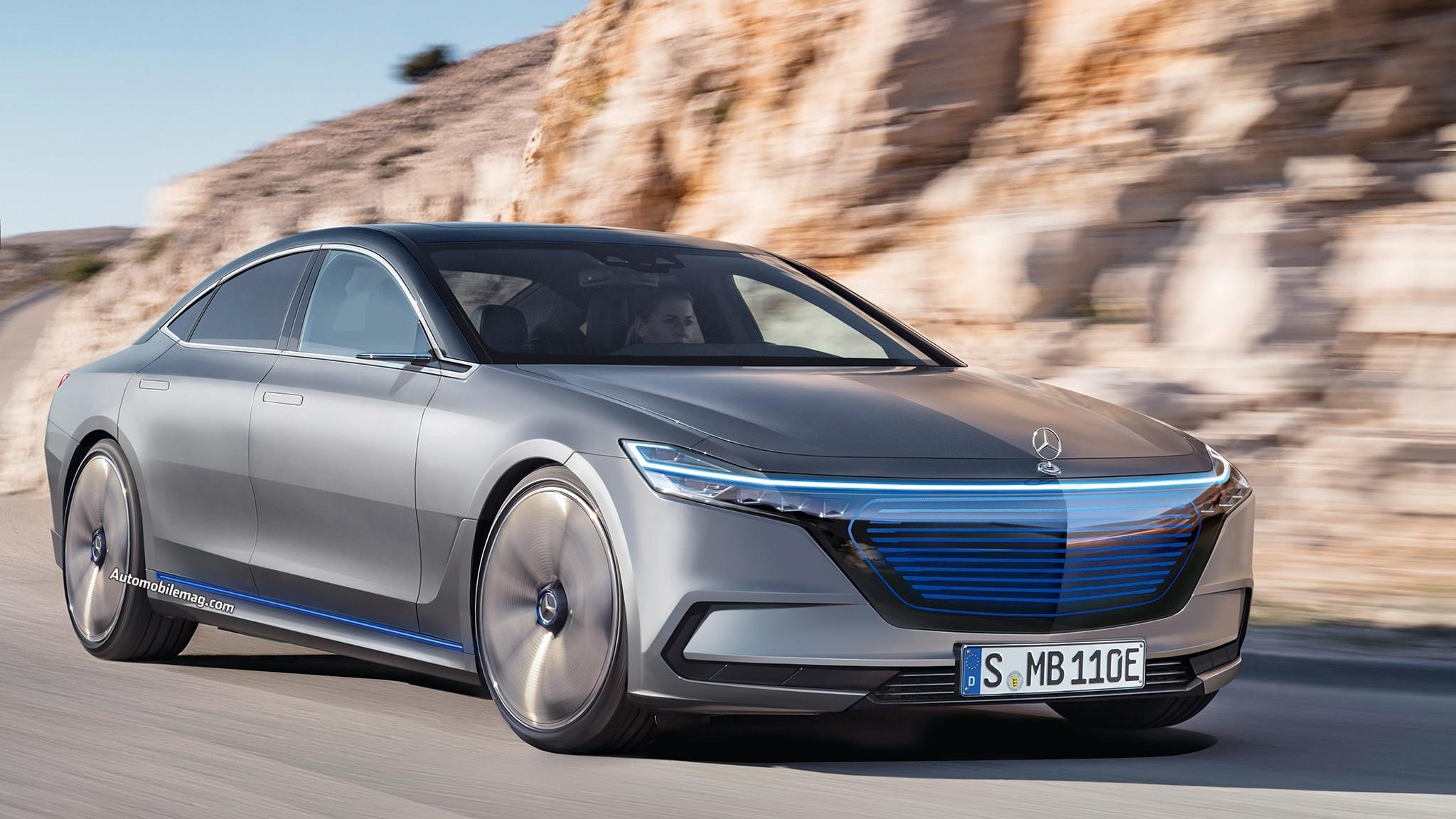 Mercedes-Benz Deep Dive: What's Coming 2019-2022 ...