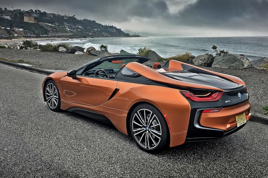 Bmw S I8 Roadster Matches Your Mood At The Flick Of A Switch