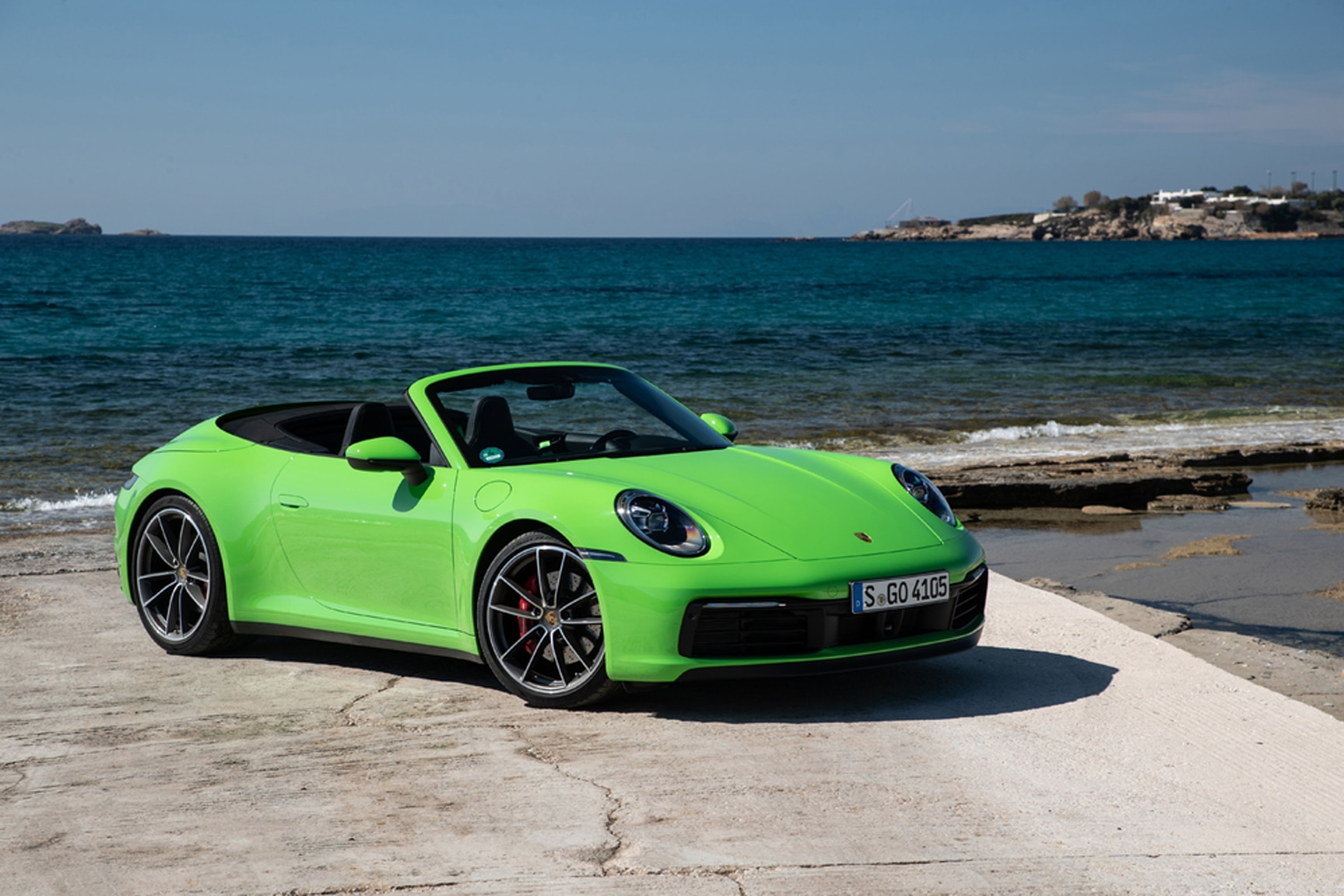 The 2020 Porsche 911 Carrera S Cabriolet Is Spectacular