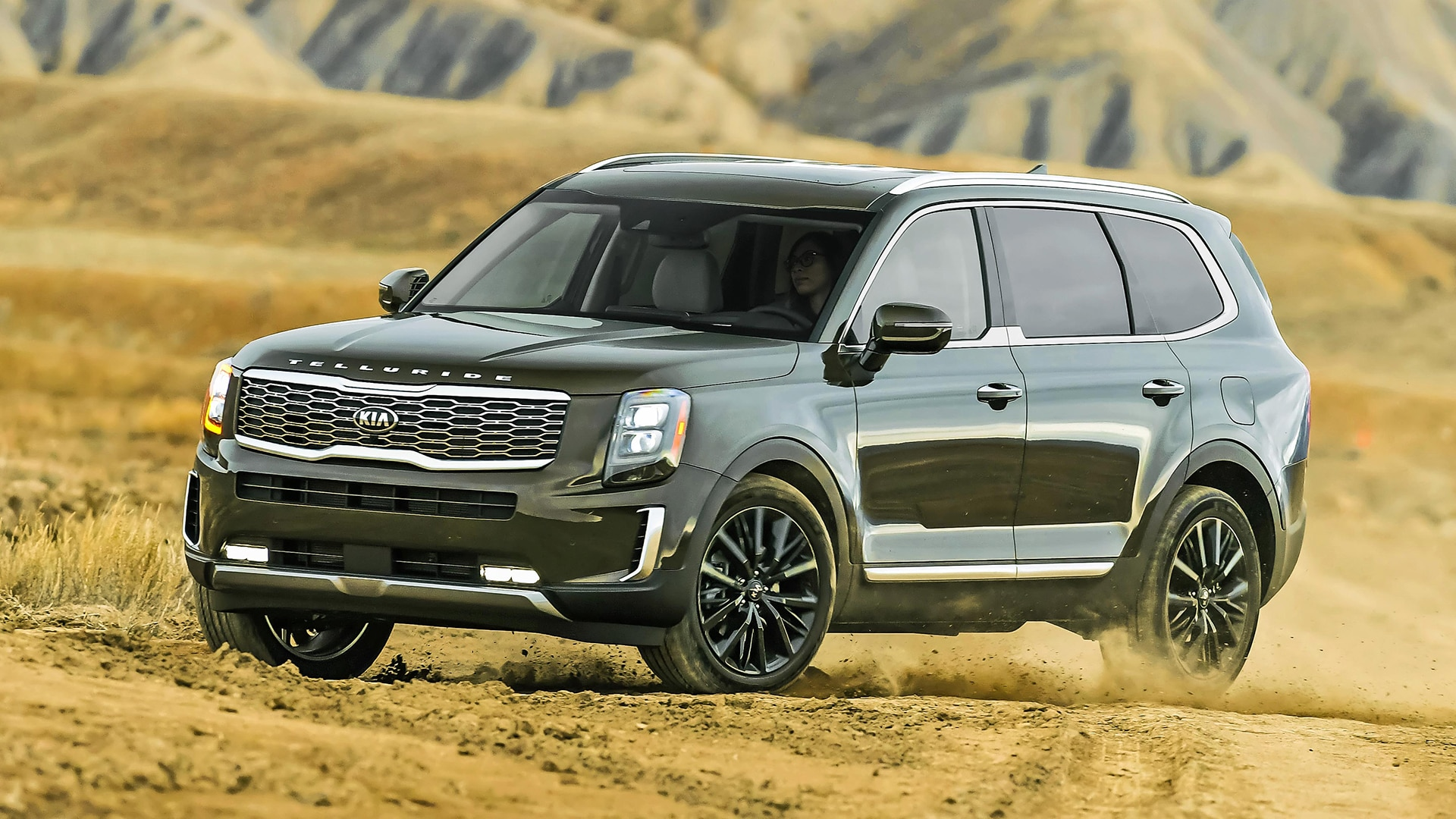 Jeep Wagoneer 2018 >> 2020 Kia Telluride First Drive Review: Classy and ...