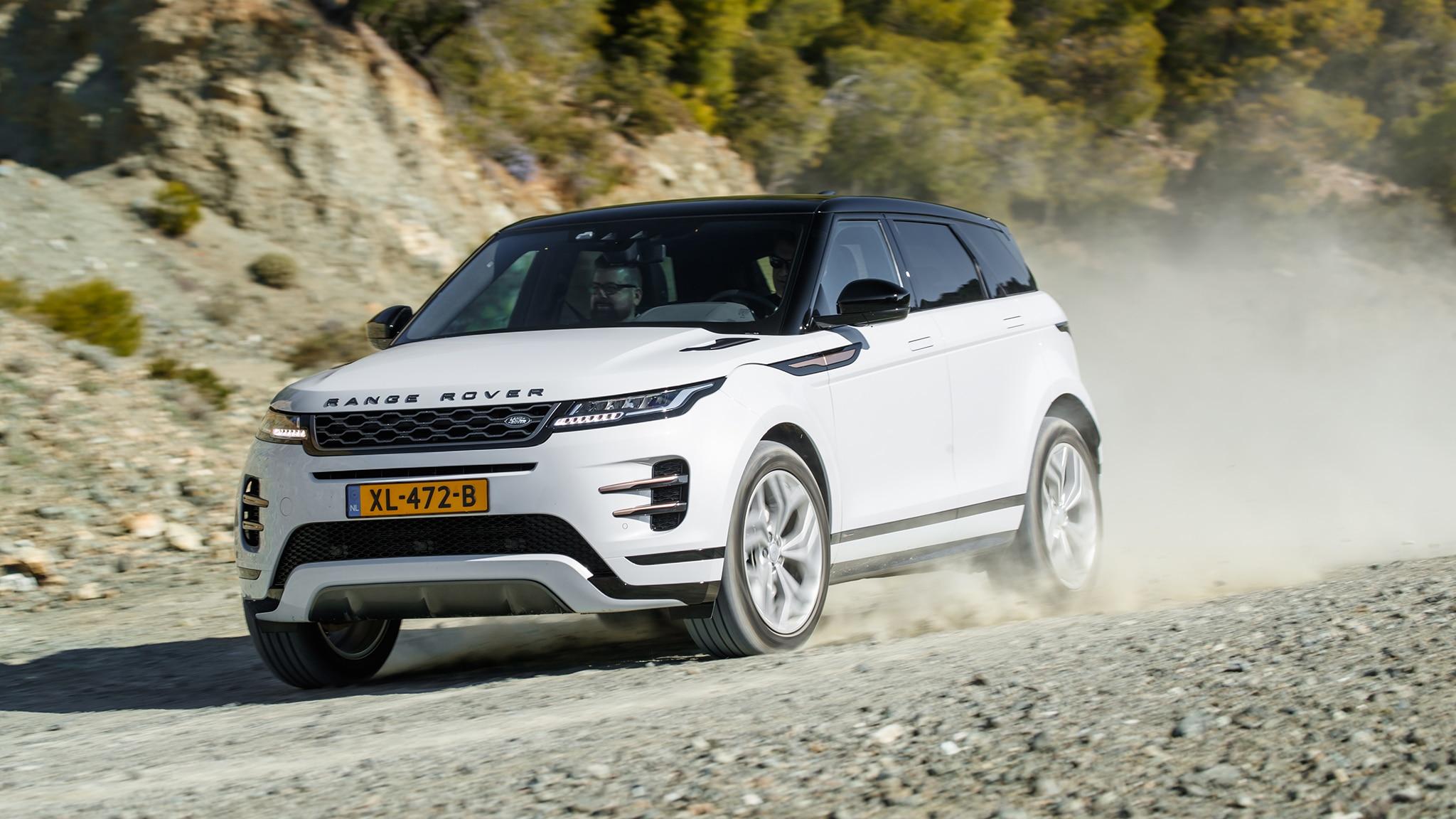 2020 Range Rover Evoque Xl Price, Design and Review