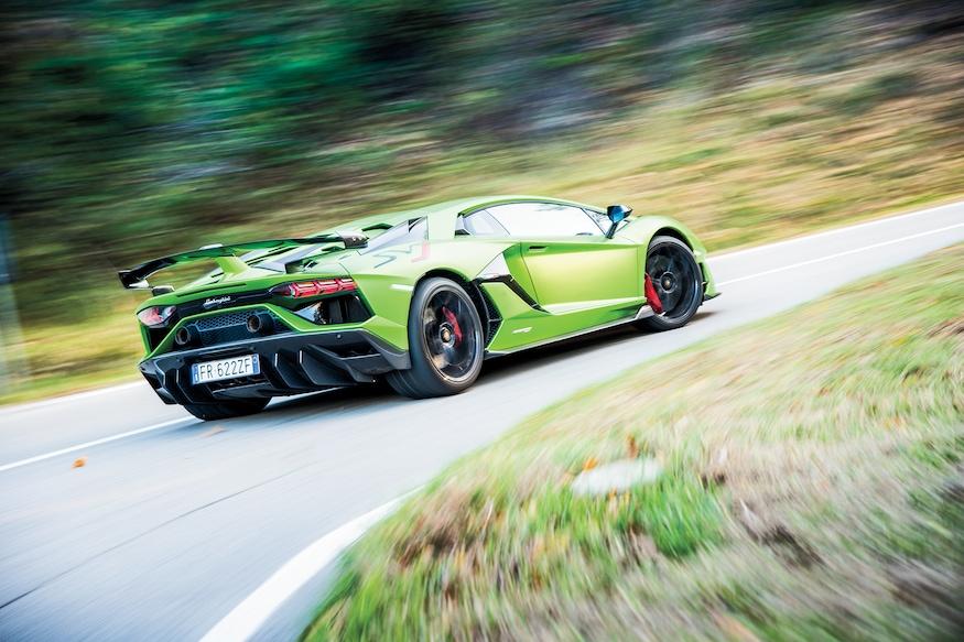 No V 12 Lamborghini Fighting To Save Aventador S Engine