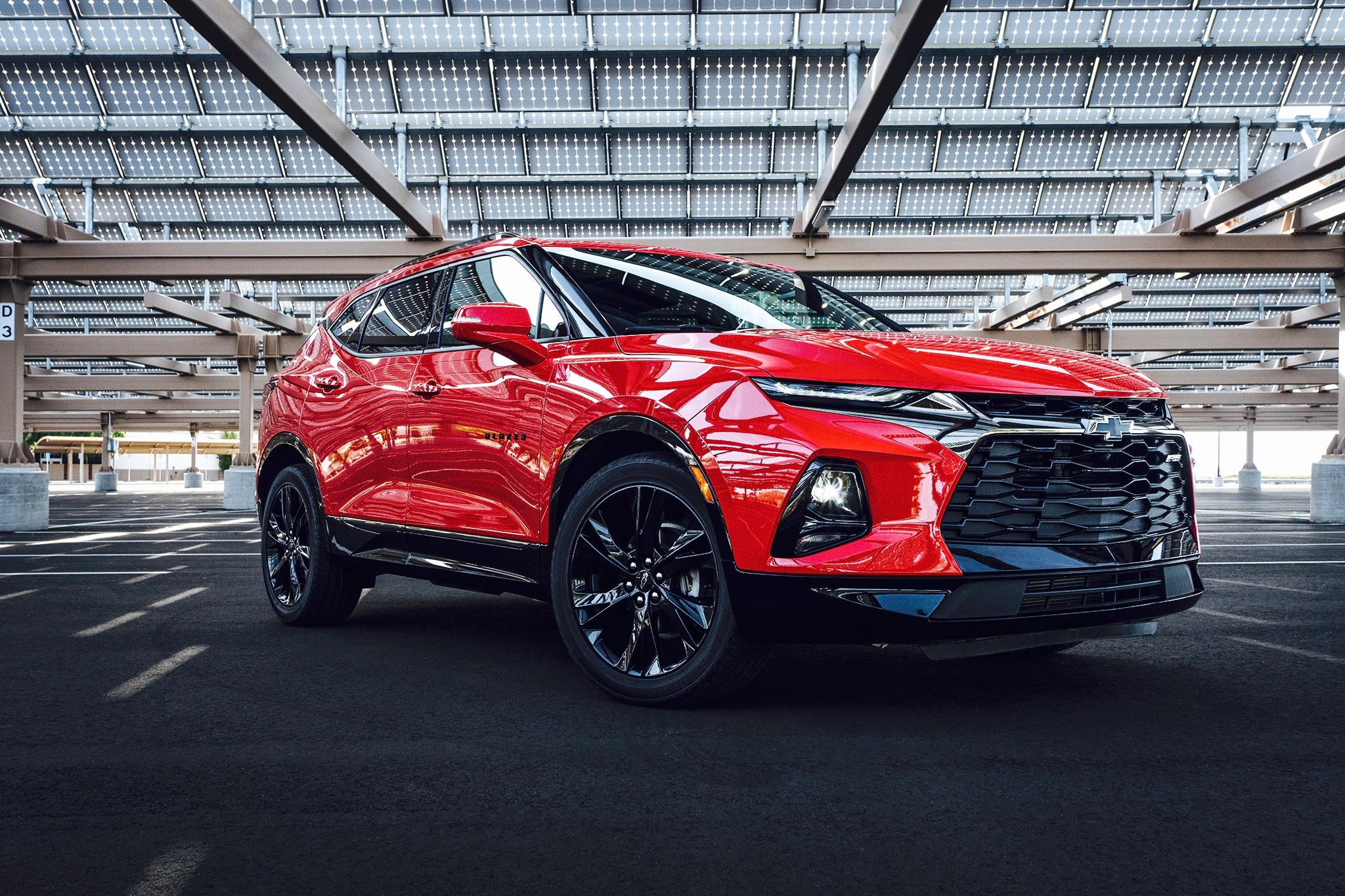 Why I Like The 2019 Chevrolet Blazer Rs
