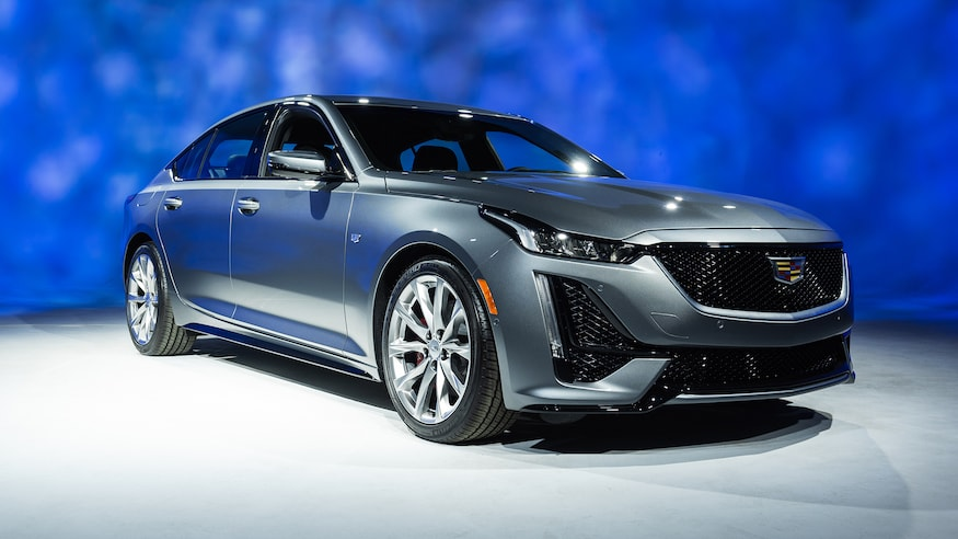 The 2020 Cadillac Ct5 Sedan Is A Big Step Forward