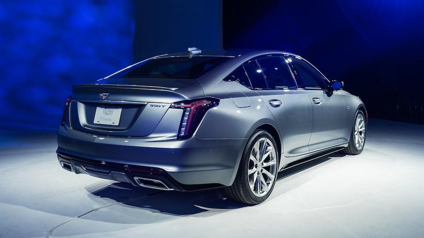 2020 Cadillac Ct5 Stuff Cadillac Told Us About Its New Sport Sedan