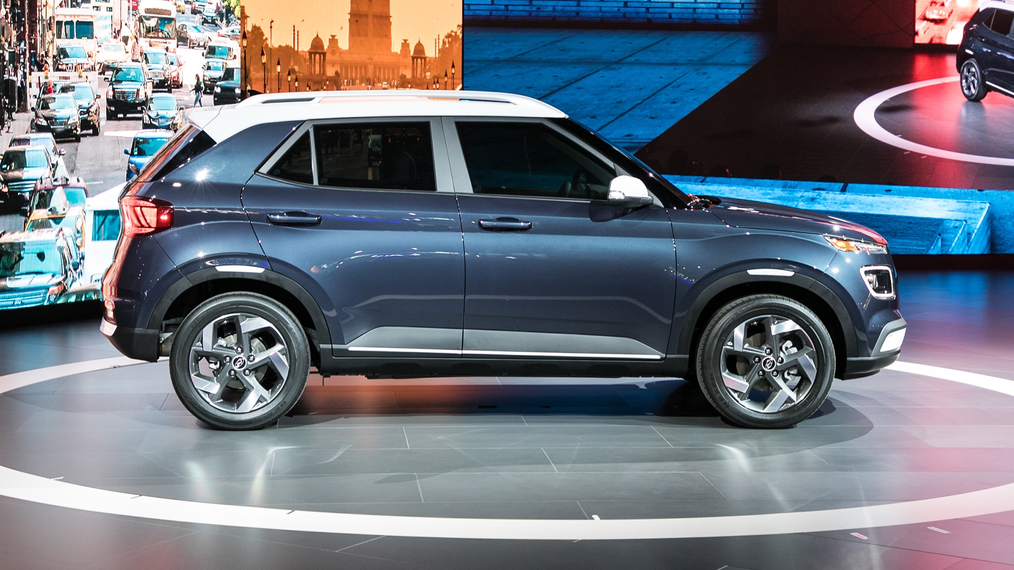 The 2020 Hyundai Venue Is A New Bouncing Baby Suv