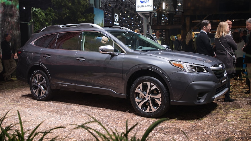 2020 Outback Colors.All New 2020 Subaru Outback Huge Screen Big Safety 260 Hp