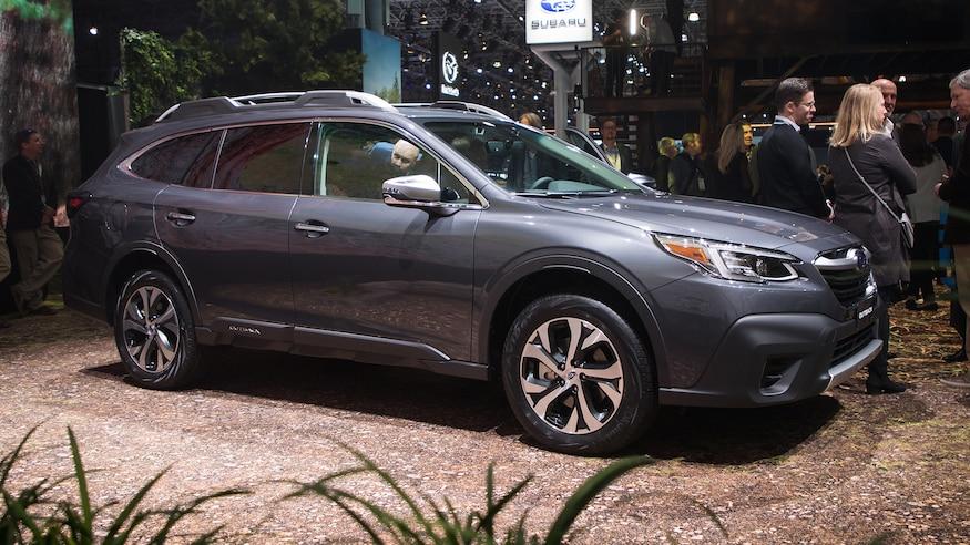 Subaru Outback 2020 Europe 2020 Subaru Outback 2019 11 05