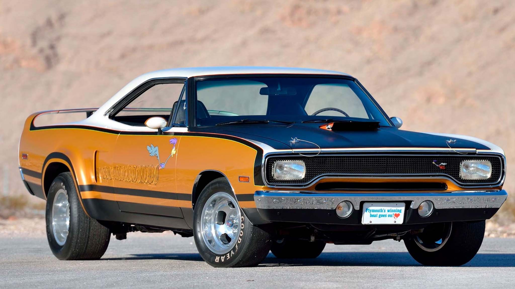 2021 Plymouth Roadrunner Redesign and Concept