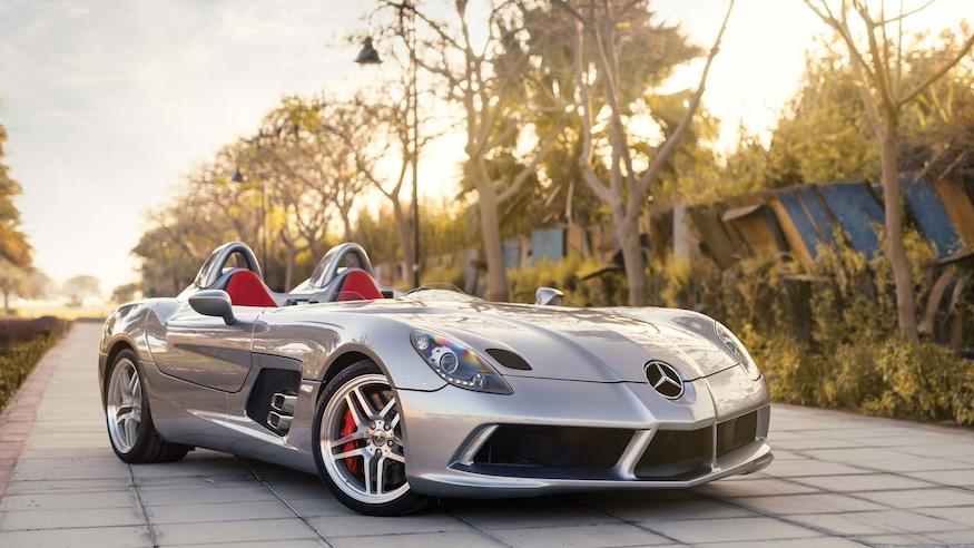 2009-Mercedes-Benz-SLR-McLaren-Stirling-