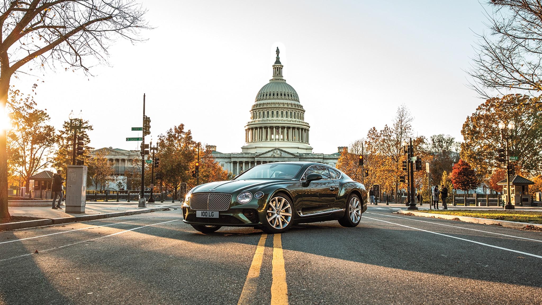 Road Trip Across America in Bentley's Continental GT | Automobile Magazine - Automobile Magazine
