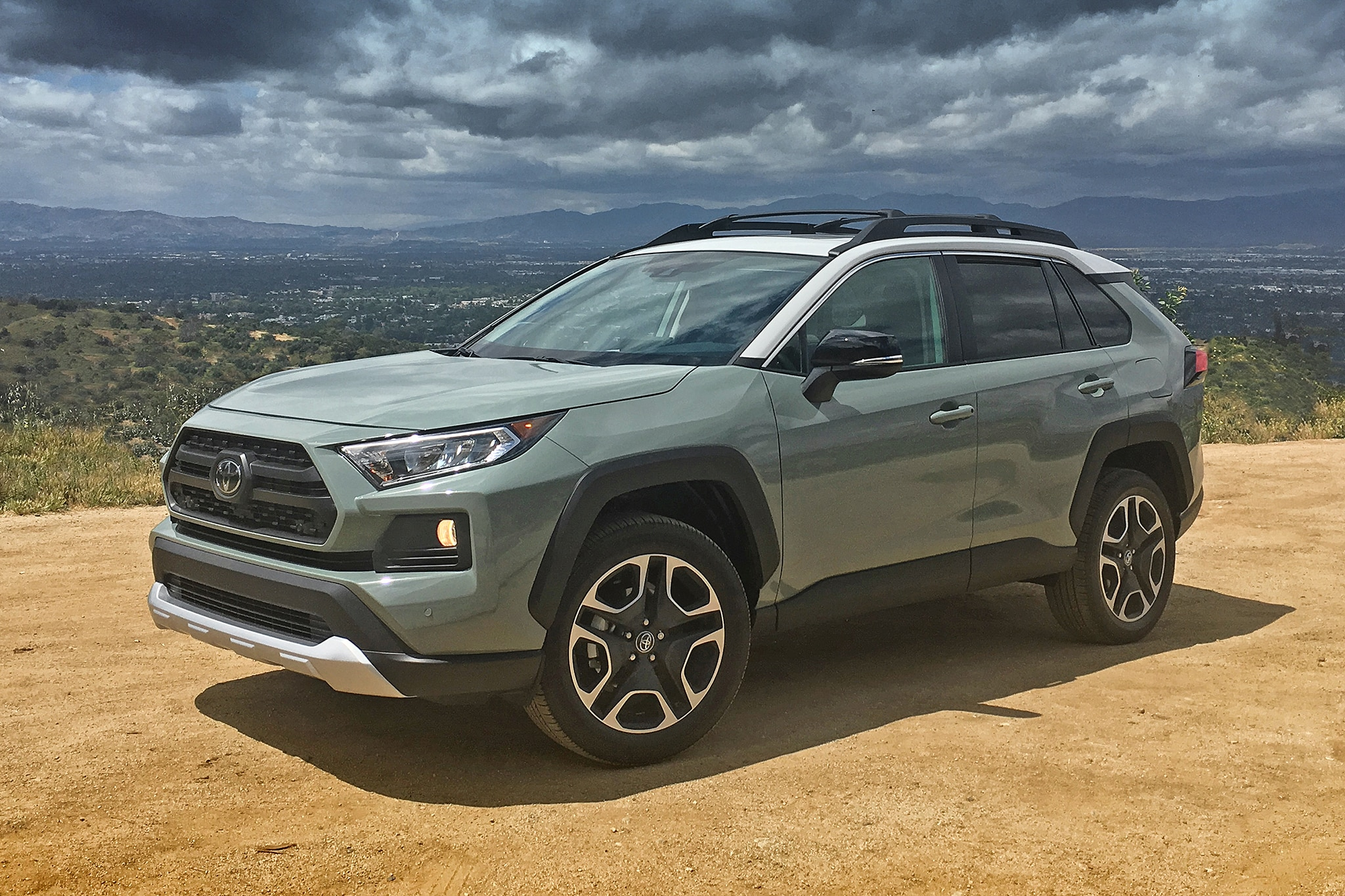 The Toyota Rav4 Adventure Is Actually Worthy Of Taking On One