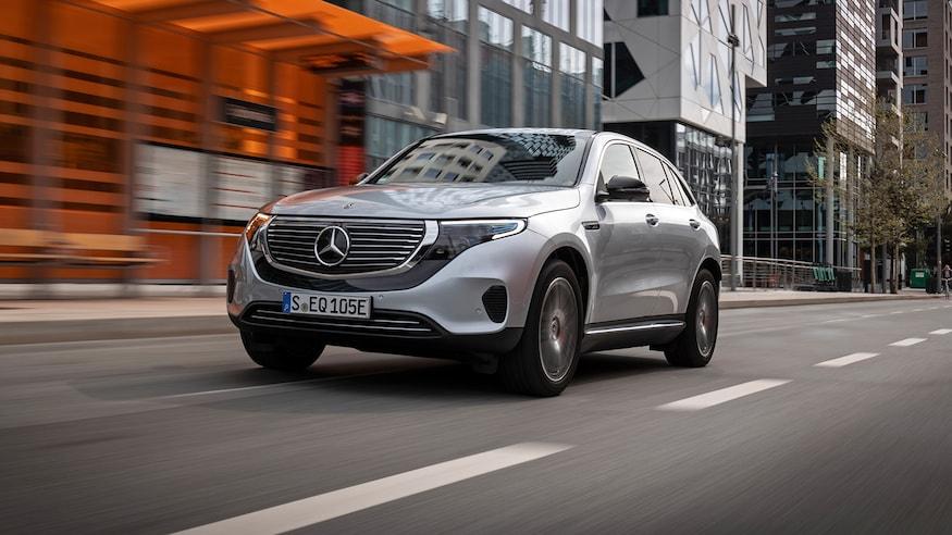 Mercedes 2020