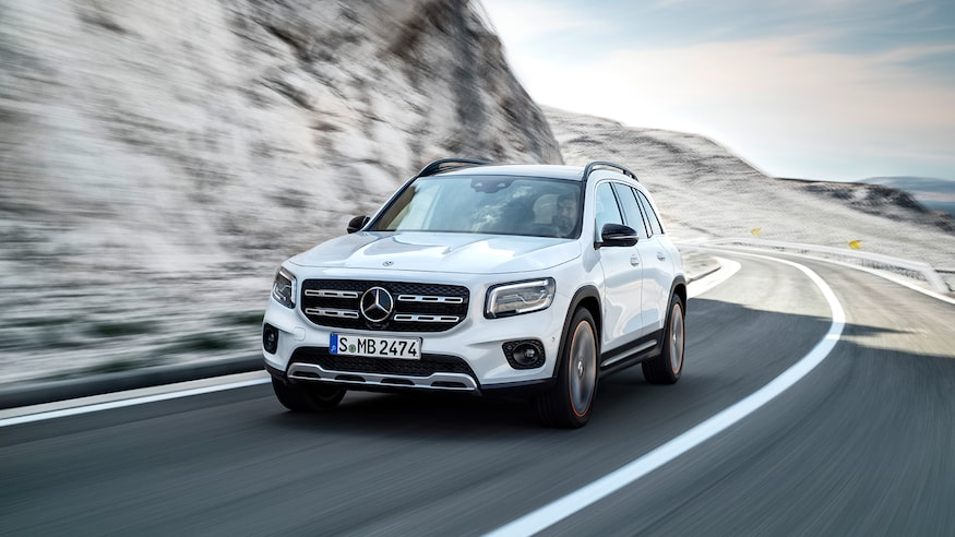 2020 Mercedes Benz Glb250 Photos And Info It S Juuuust