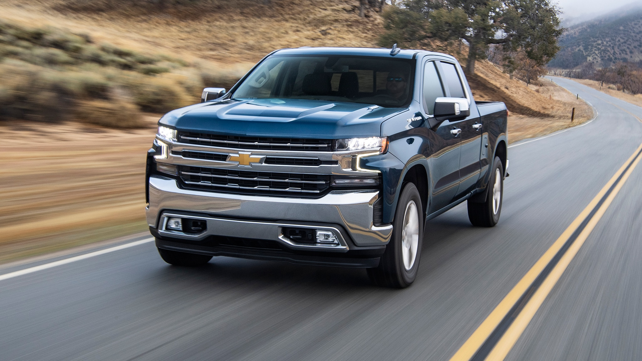 2020 Chevy 2500Hd Duramax Model