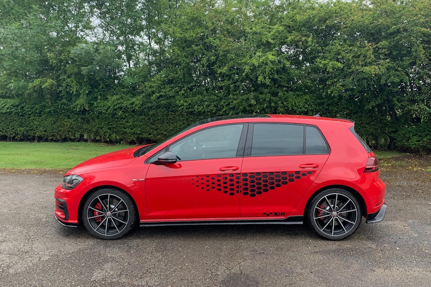 Driven Does The Vw Gti Tcr Live Up To The Hype