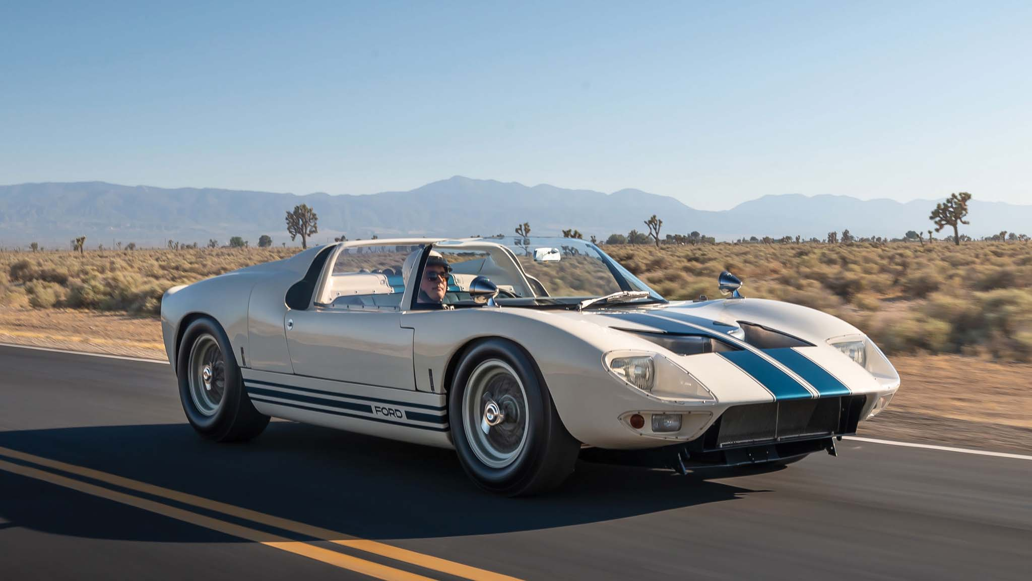 You Could Own The First Of Five 1965 Ford Gt40 Roadster Prototypes