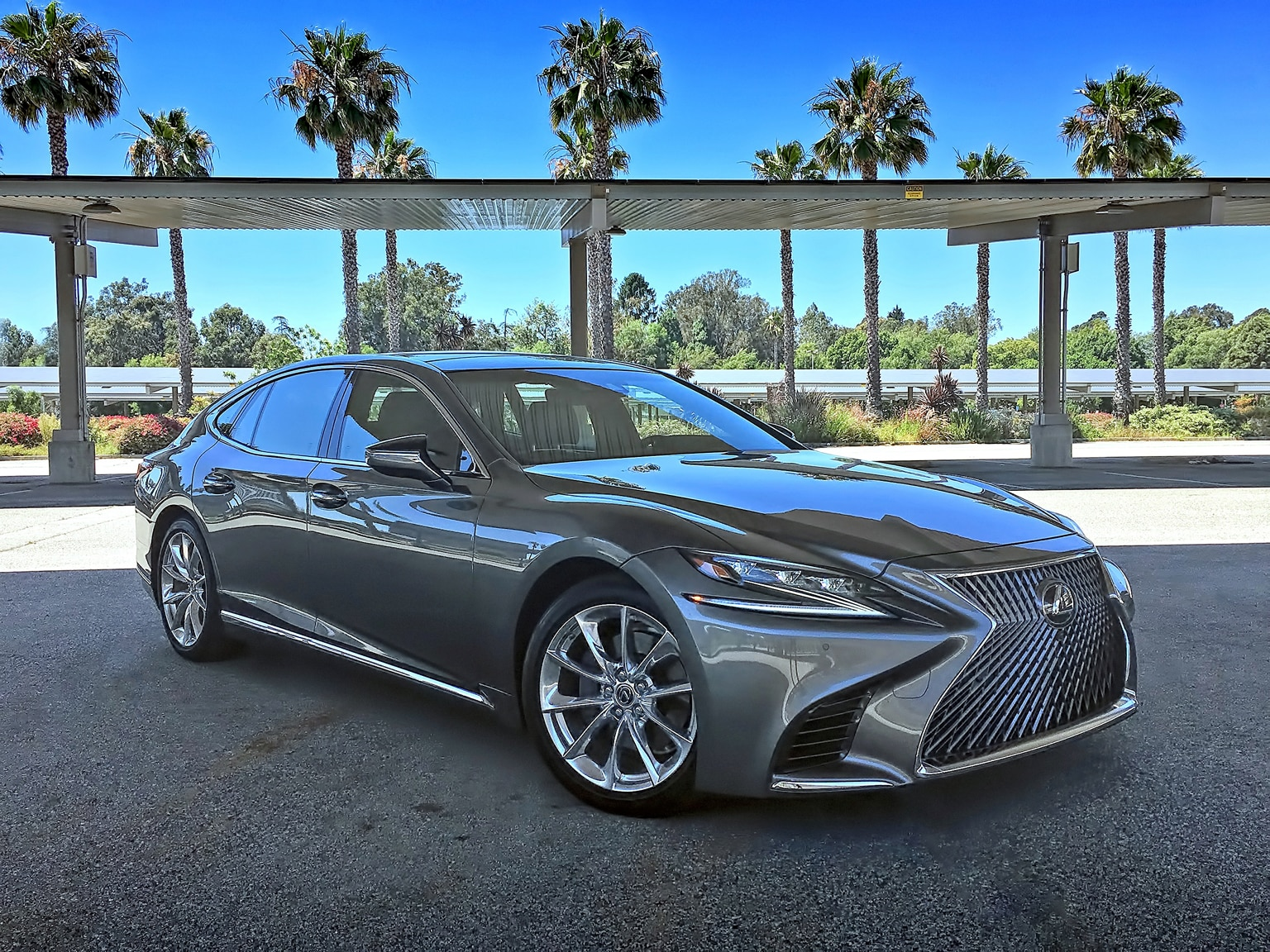 The 2019 Lexus Ls500 Is A Boldly Chiseled Success
