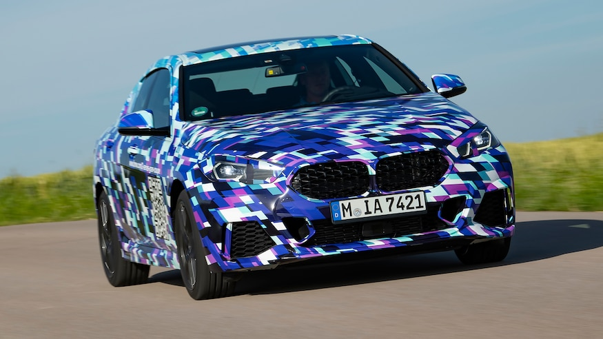 Best Series 2020.2020 Bmw 228i And 235i Gran Coupe Prototype Drive