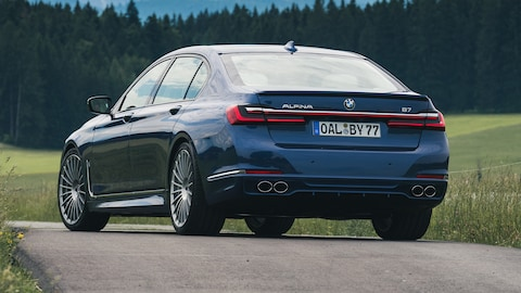 Review The 2020 Alpina B7 Is Exactly What Bmws Used To Be