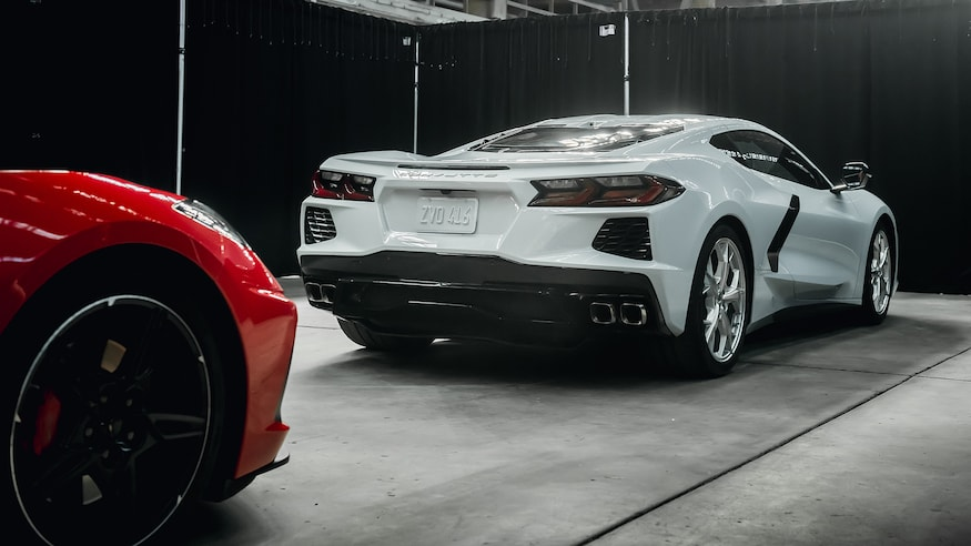 2020 Chevrolet Corvette Colors And Trim All The Ways To Order Your C8