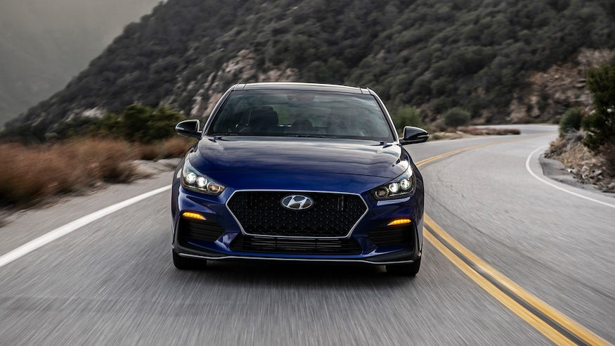 review the hyundai elantra gt n line continues the n ing streak review the hyundai elantra gt n line