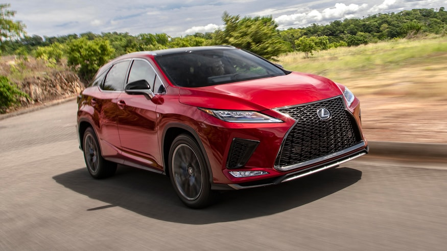2020 Lexus Es 350 Review.2020 Lexus Rx First Drive Review Blink And You Ll Miss It