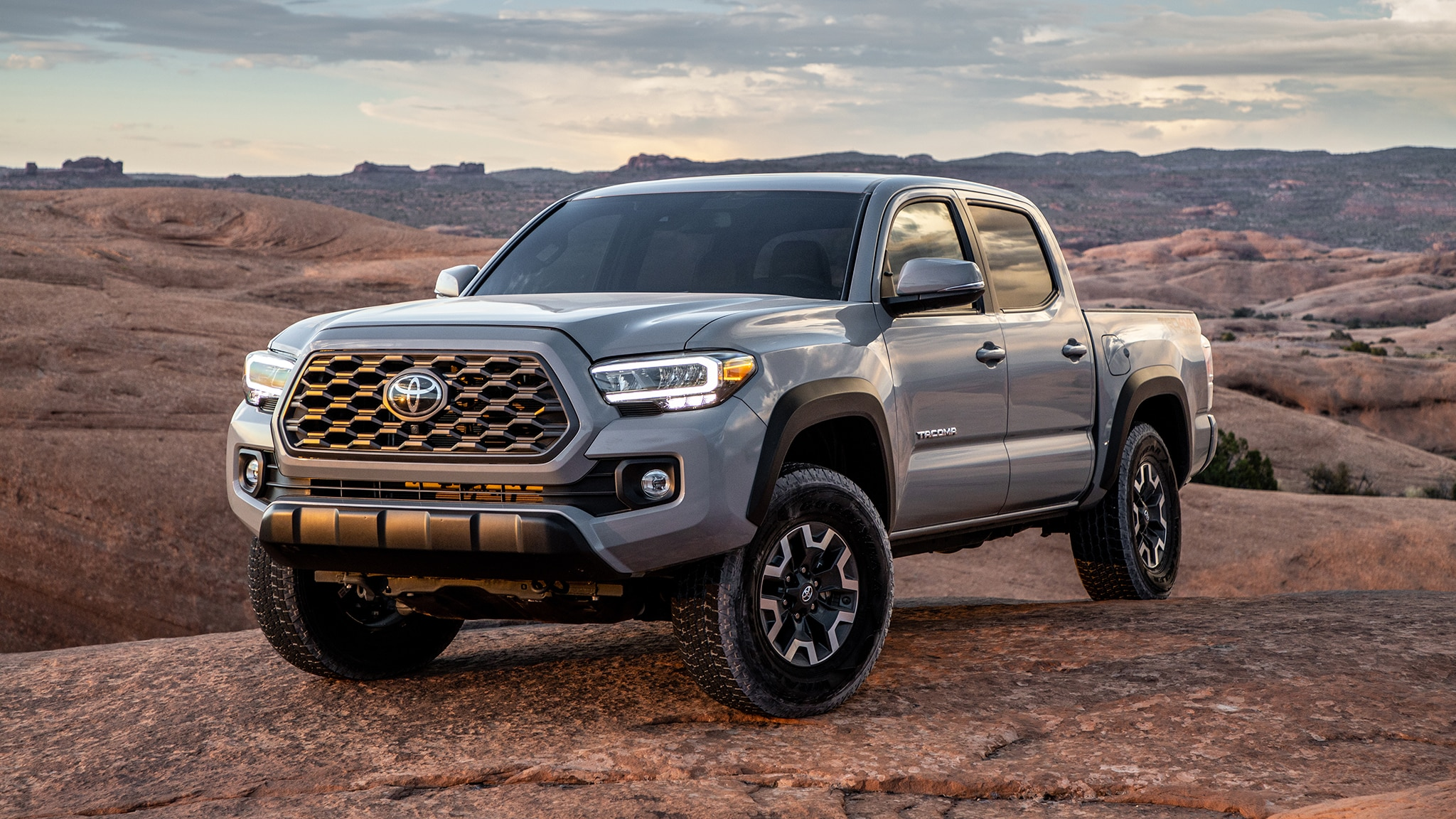 2020 Toyota Tacoma Trd Pro Goes Where Few Trucks Can