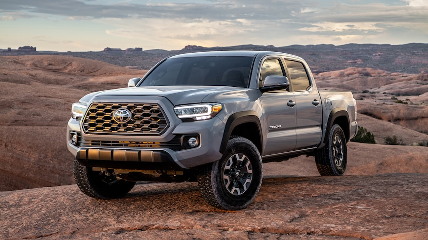 The 2020 Toyota Tacoma Trd Pro Goes Where Few Trucks Can