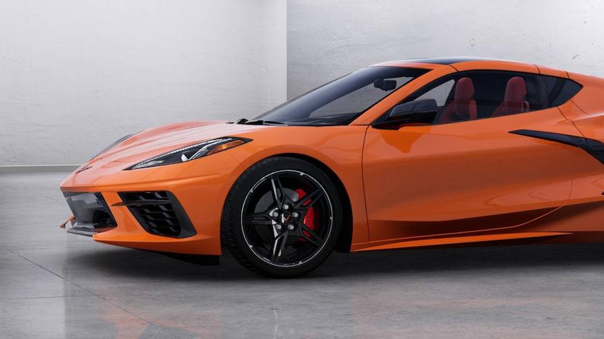2020 Corvette Stingray Colors And Options Automobile
