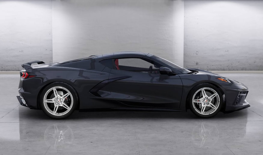 2020 Chevrolet Corvette The Perfect Way To Option The C8