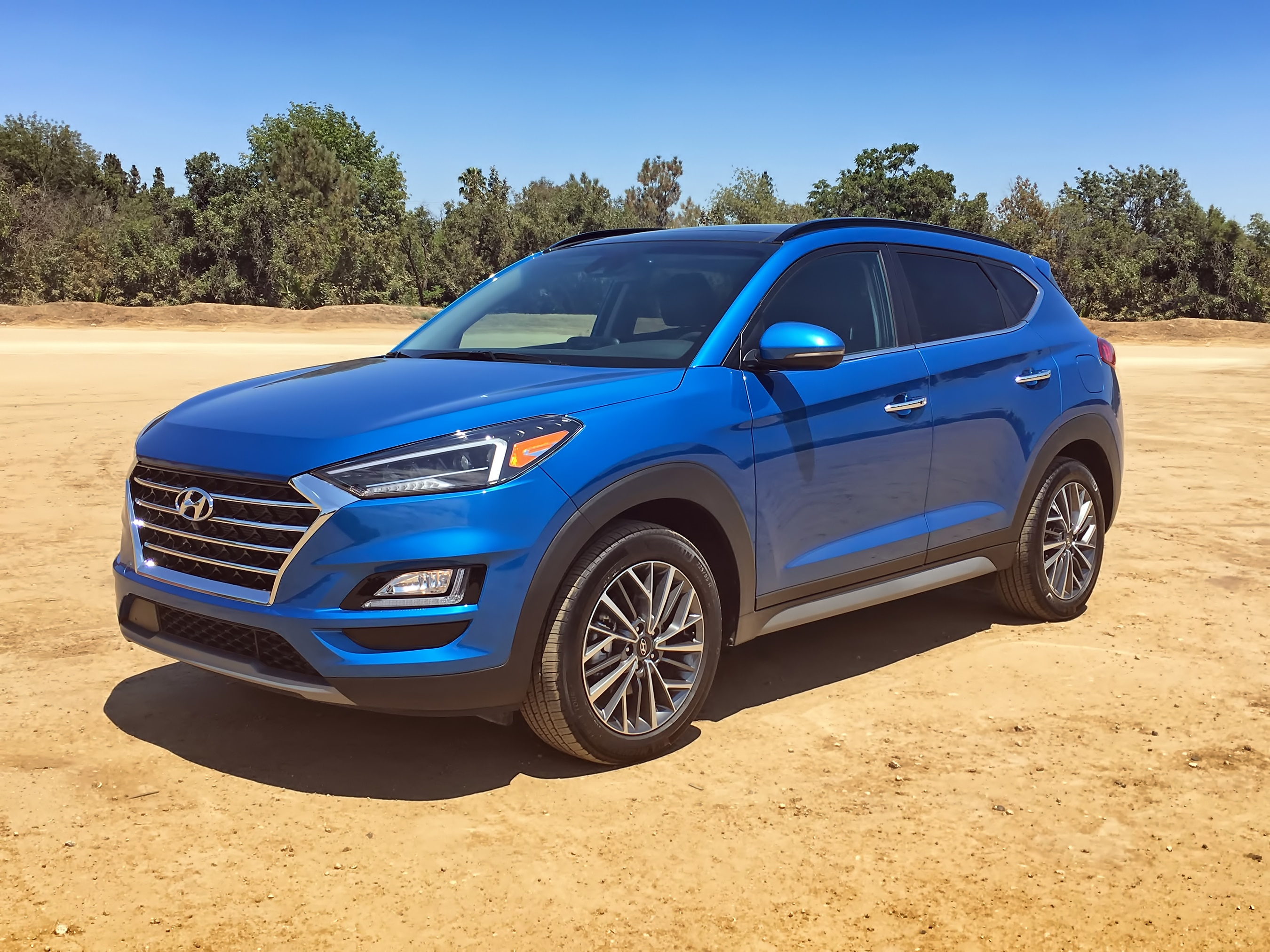 2019 Hyundai Tucson Ultimate Review: It's Ultimate Alright ...