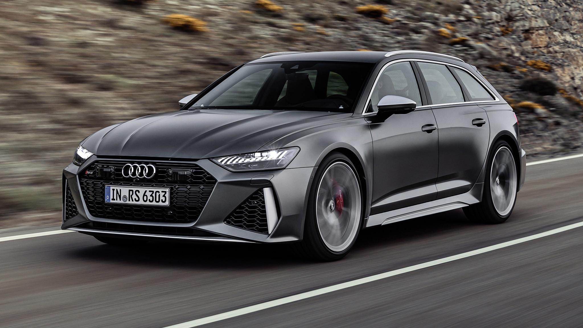 Kekurangan Audi Rs6 Avant 2018 Spesifikasi