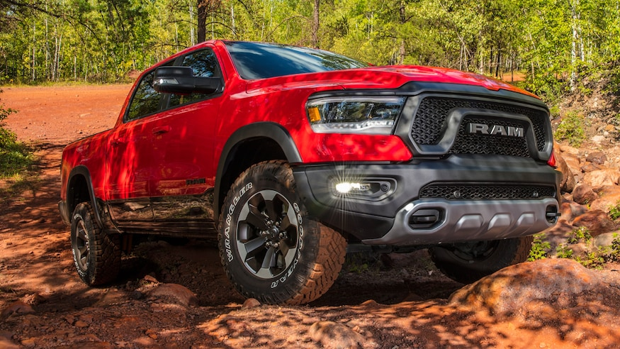 2020 Ram Ecodiesel Review.2020 Ram 1500 Ecodiesel First Drive Review Easy To Love