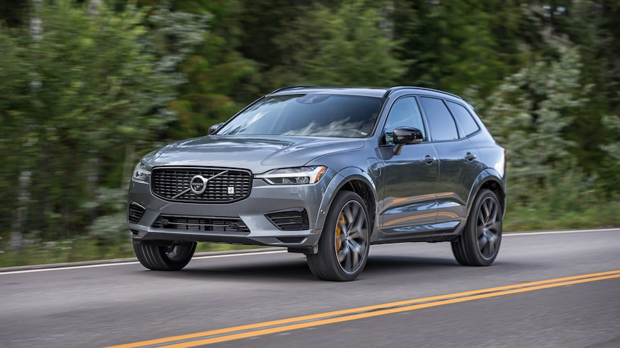 Best Car Rebates 2020.2020 Volvo Xc60 Polestar First Drive Review The Best Xc60