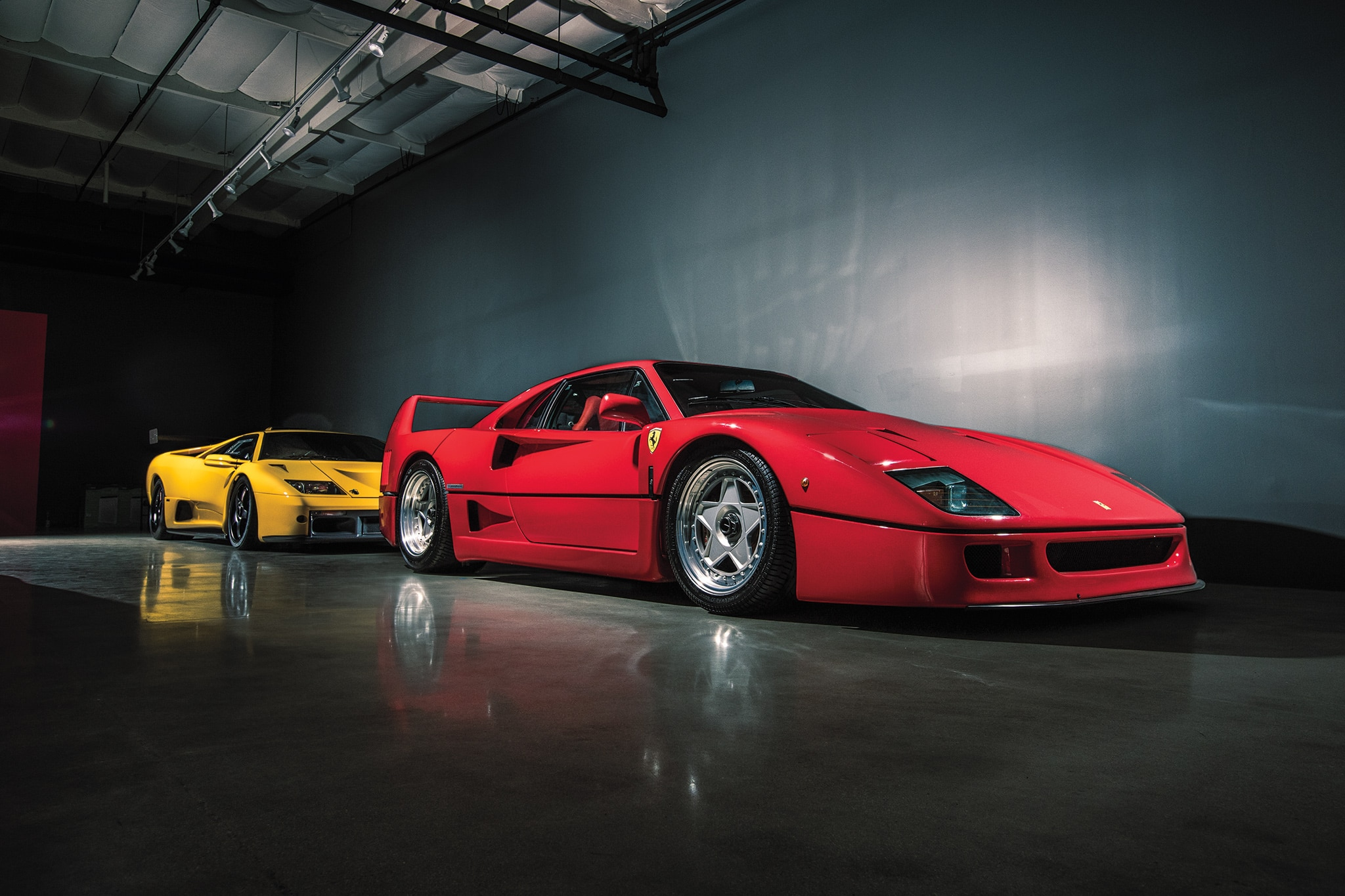 The Hidden Costs Of Keeping Old Supercars Running