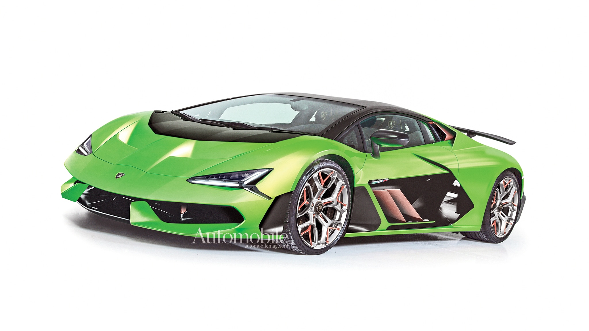 5 Lamborghini Aventador Replacement: Renderings + Rumors
