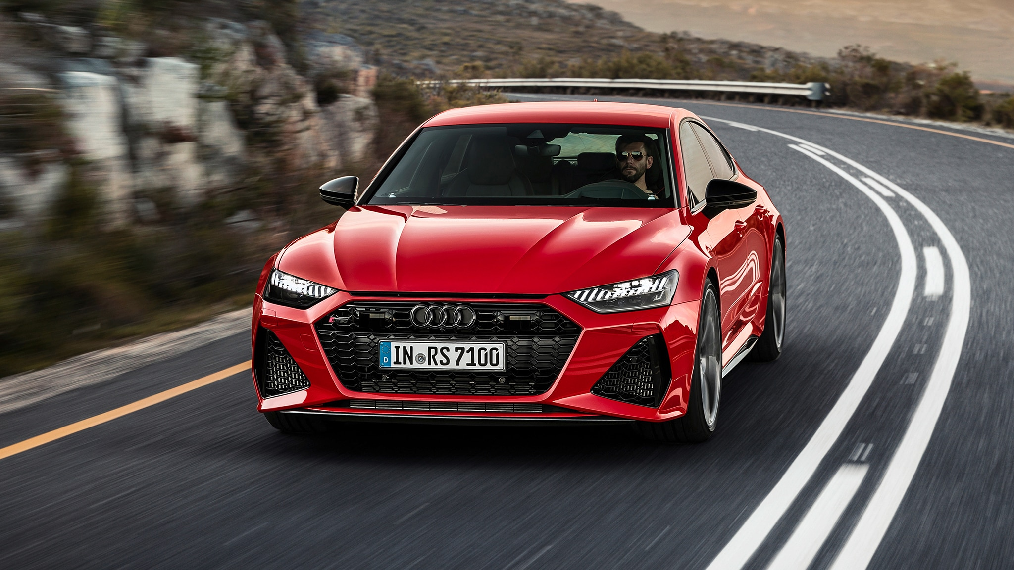 2020 Audi Rs7 First Drive A Fearsome High Tech Hellsled