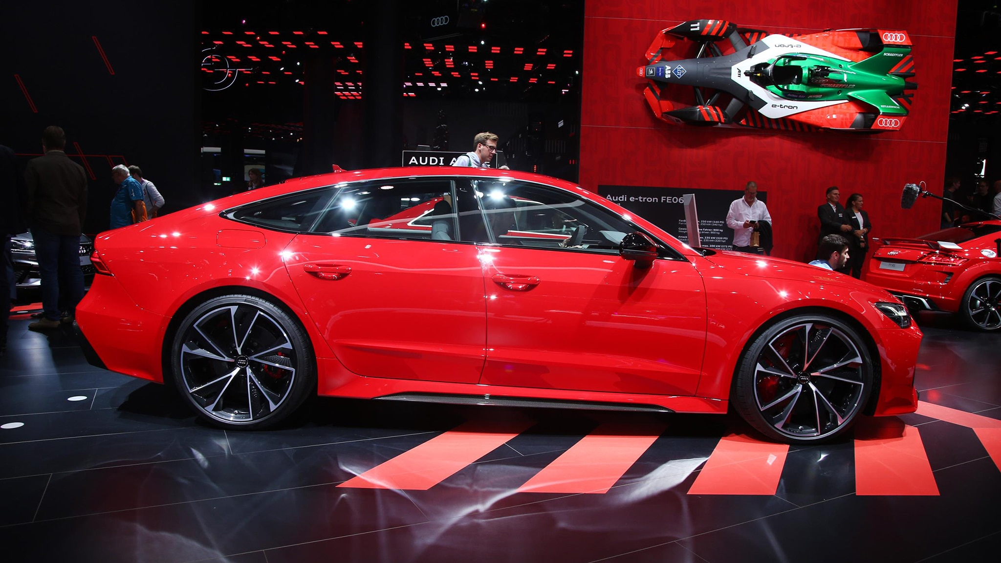 The 2020 Audi RS7 Sportback Is a 591-HP Monster ...