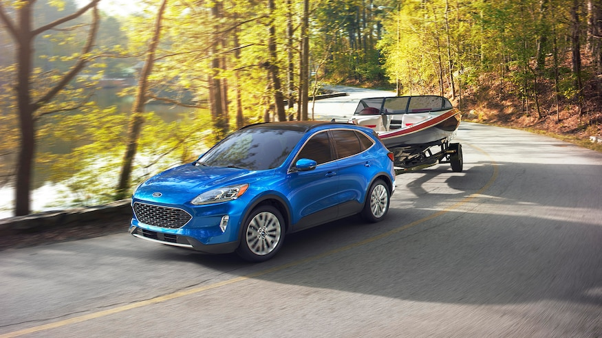 2020 Ford Escape Hybrid First Drive Review The Sweet Spot