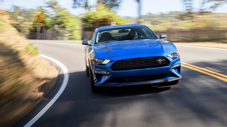 2020 Ford Mustang Gt Review.2020 Ford Mustang Ecoboost High Performance Package Reviewed