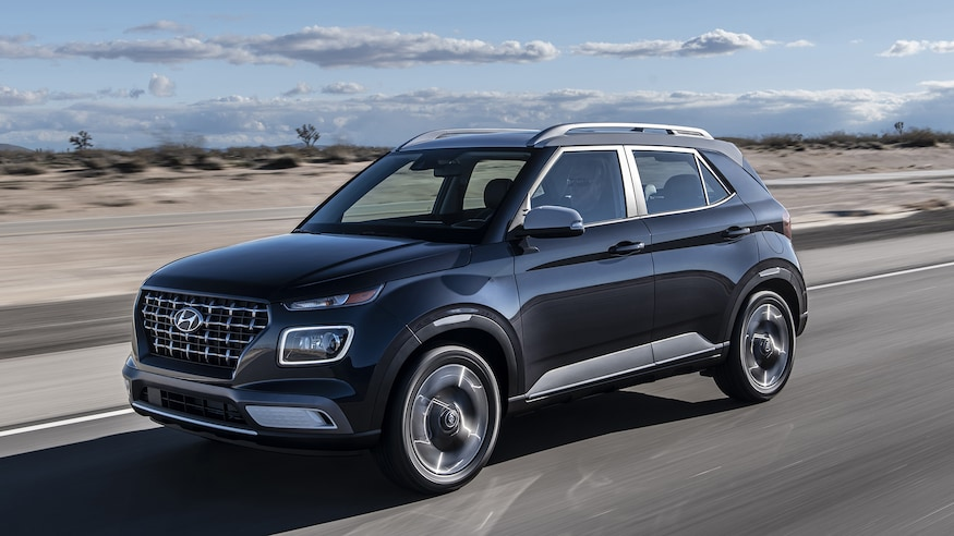 2020 Hyundai Venue First Drive Review The Cheap New Suv You