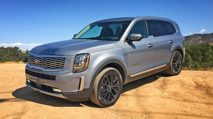 2020 Kia Telluride Review Yep It S Stellar Automobile