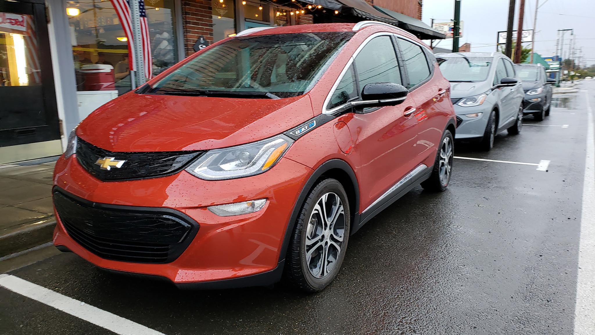2020 Chevrolet Bolt First Drive Review More Range We Test It Automobile Magazine