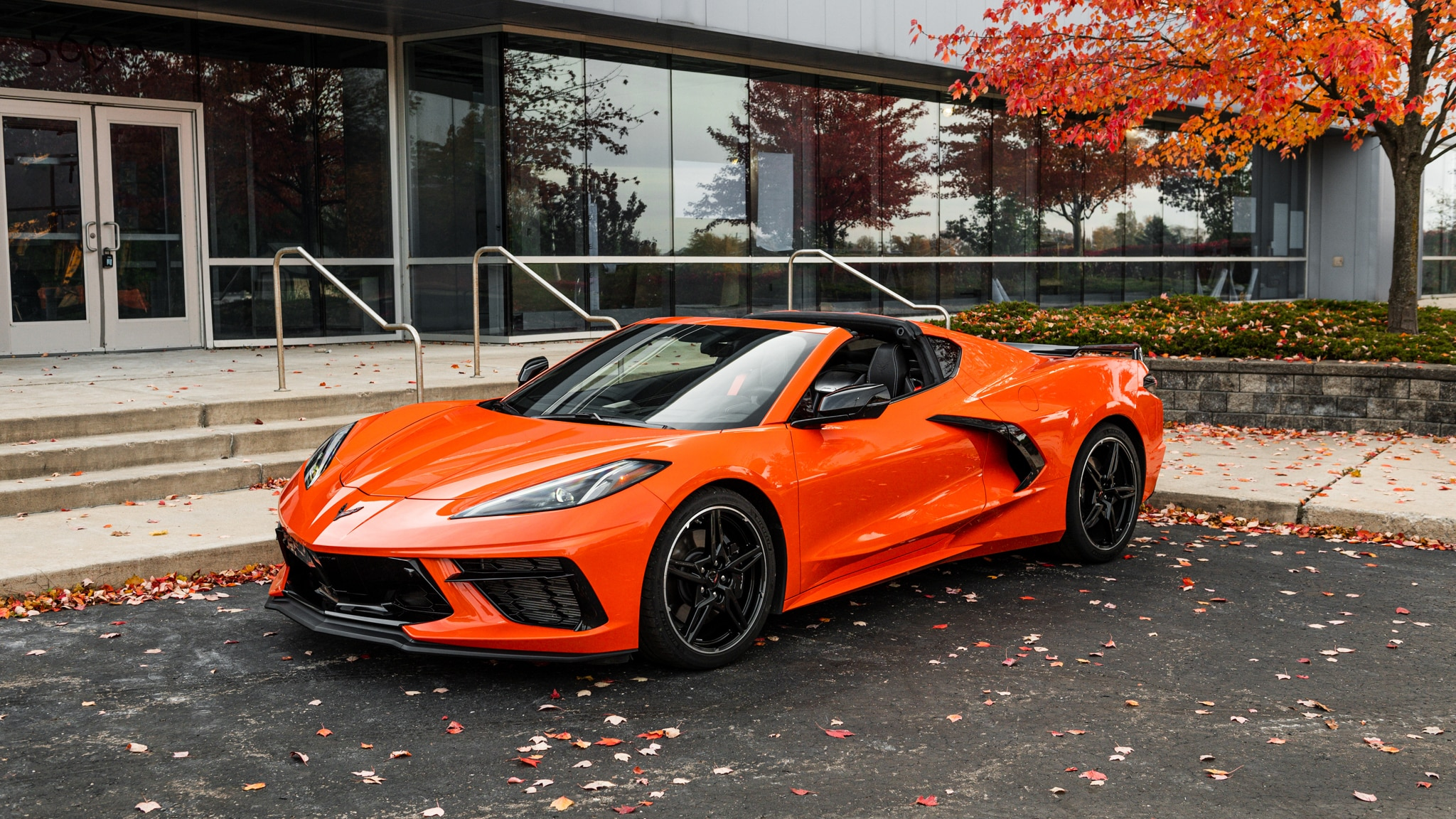 2020 Chevy Corvette C8 Sold Out Before Production Even ...