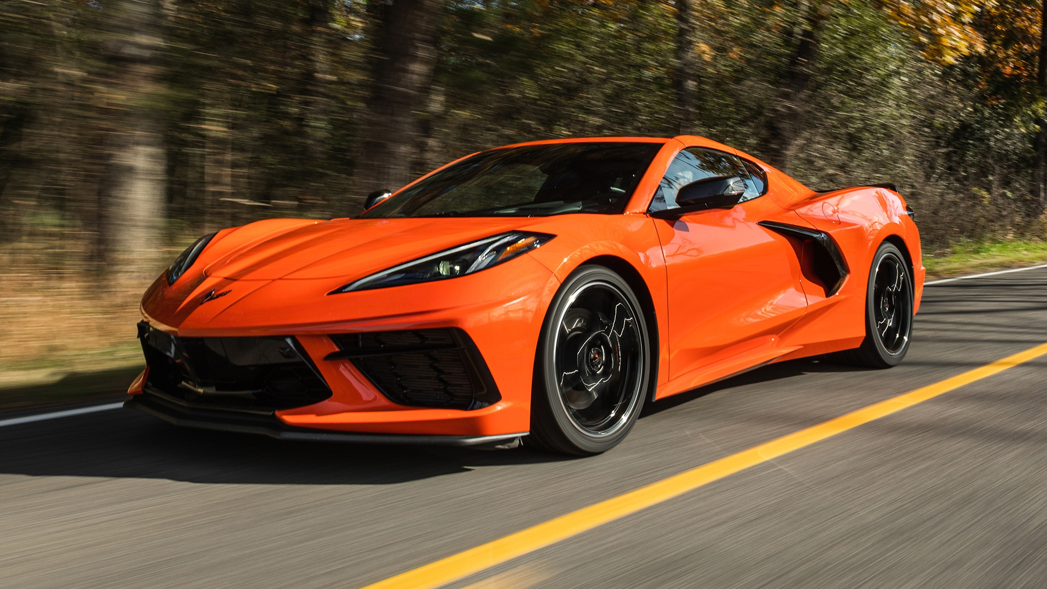 2020 C8 Corvette Stingray First Drive Review: Brilliant ...