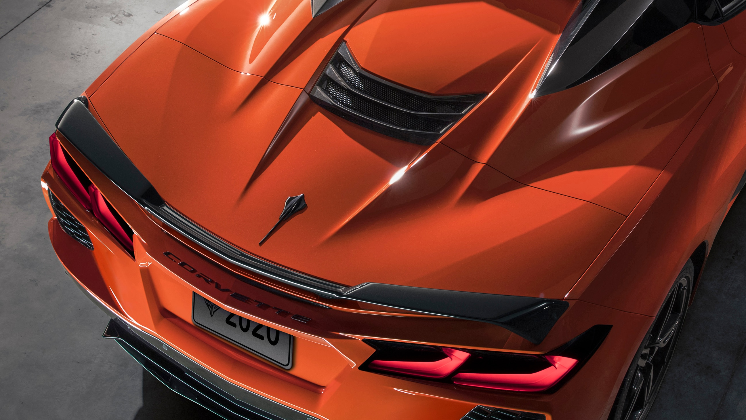 How Much Cargo Can the 2020 Chevrolet C8 Corvette ...