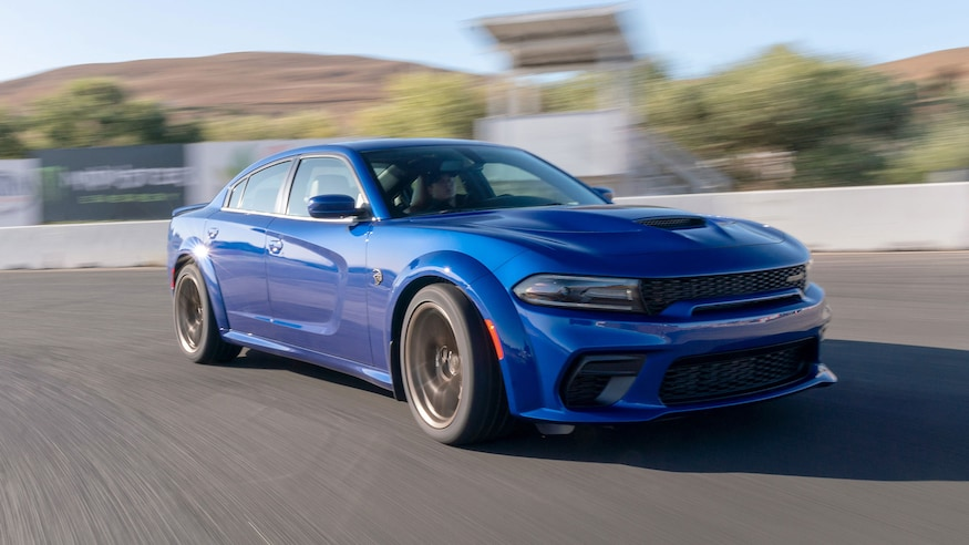 2020 Dodge Charger Srt Hellcat Widebody Review Wide The