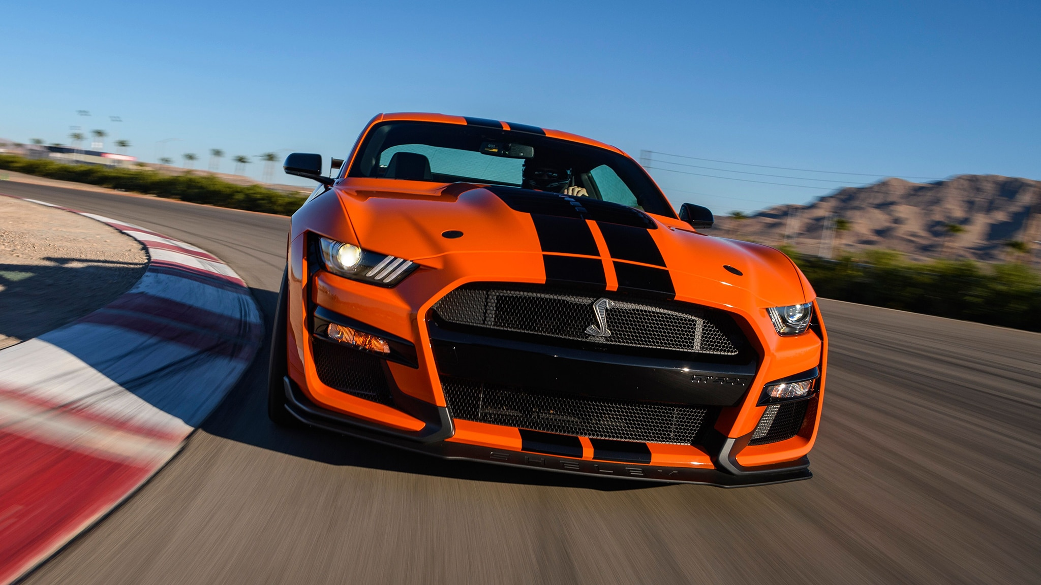 2020 Ford Mustang Shelby GT500 First Drive Review: Wow ...