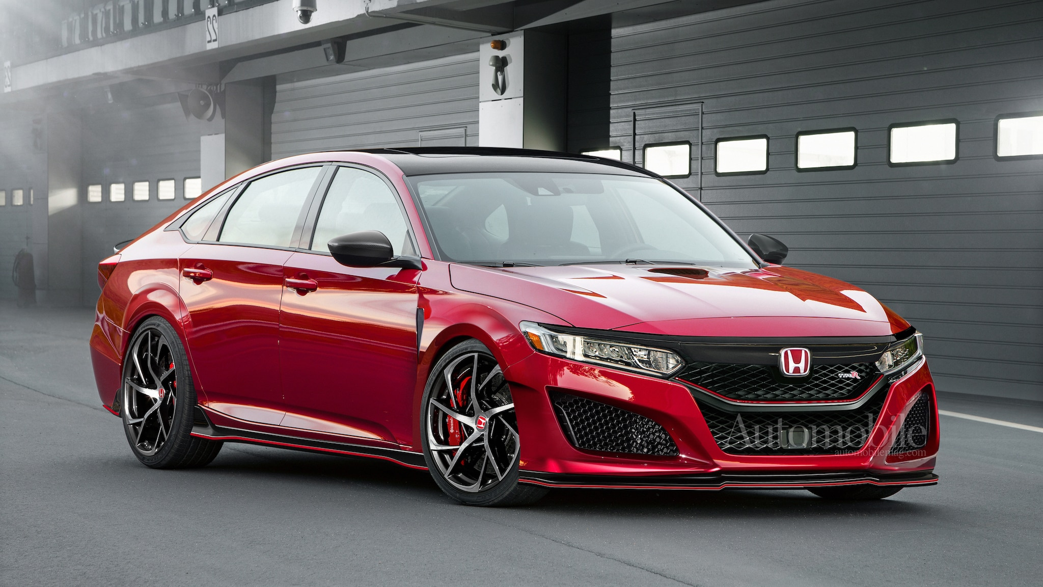 Honda Accord Type R Sedan: Renderings + Rumors ...
